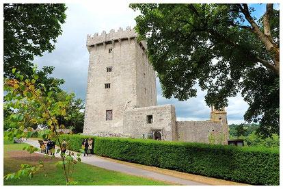 Blarney Castle Irland Sehenswürdigkeiten Must See