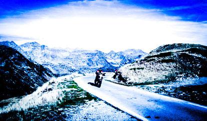 Die curve & cultura Motorradtouren - Philosophie
