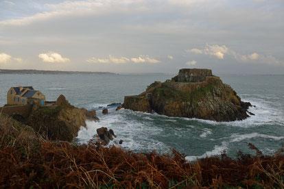 Fort de Bertheaume; Bretagne