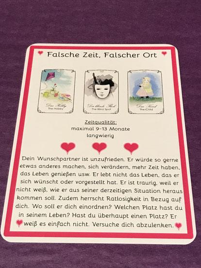 Sprich mit mir Teil 2 - Nadine Breitenstein, Tagesbotschaft auf Phönixzauber