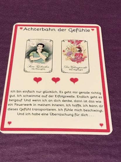 Sprich mit mir - Nadine Breitenstein, Tagesbotschaft auf Phönixzauber