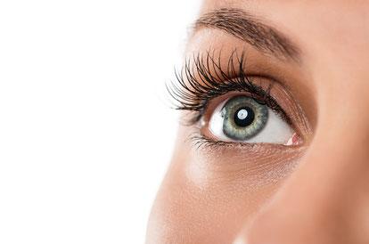 Wimpern, Long Lashes, Augen, Augenbrauen, schöne Augen Wimperntusche, Augenaufschlag, Frau, Gesicht