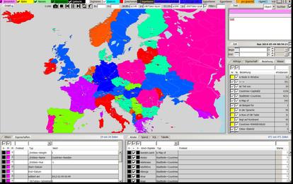 Alle Länder der Welt in Spoc-Web