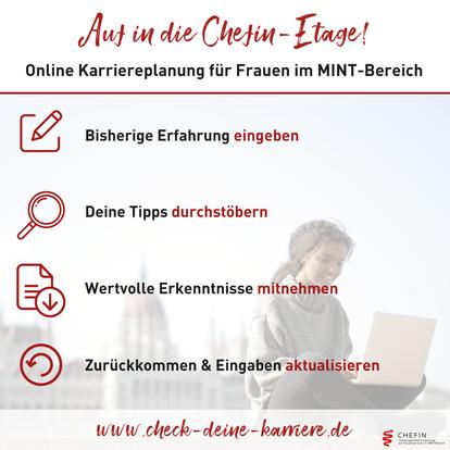 Anleitung: check-deine-karriere.de