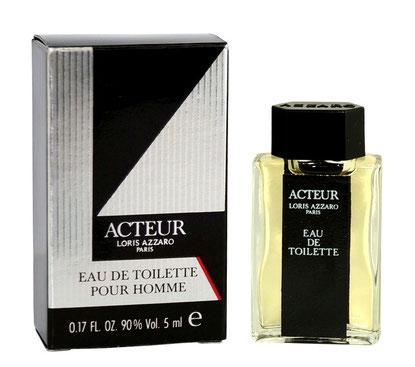 ACTEUR - EAU DE TOILETTE POUR HOMME 5 ML