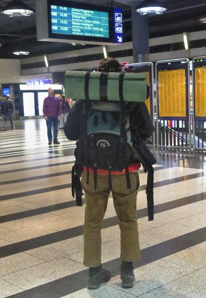 11. Oktober 2016 - Backpacker: Zeit und Freiheit zu Reisen