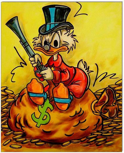 Dagobert Duck: The Guard