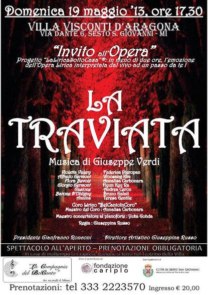 Manifesto Traviata