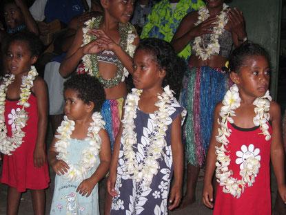 Fiji Reisen mit Kind