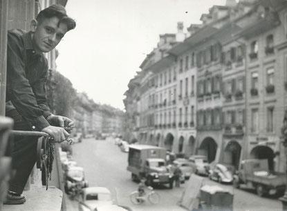 Werner Schindler, 1954