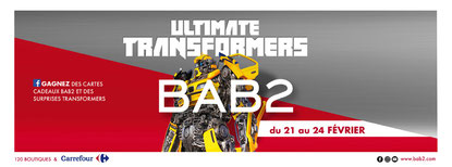 centre commercial , transformers , paris , lyon , creteil , bordeaux , animation gulli , tournée transformers