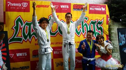 タカシタさん、銀メダルゲット!おめでとうございます!!