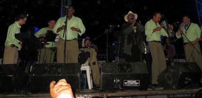 Amando Hernández y su Combo presentación Morales Cauca