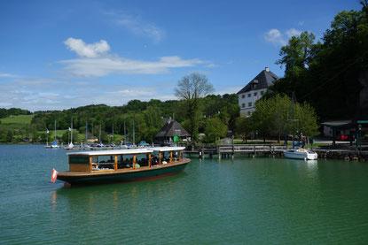 Seenland Steiner-Nautic, Mattsee im Land Salzburg