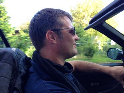 Auch mal mit dem M3 Cabriolet PS geniessen.