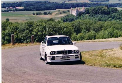 Unterwegs mit dem M3 in der Klasse L1 2002 und 2003