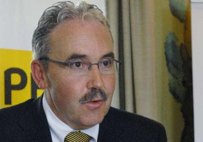 Strahlemann Hans Grunder dürfte nach dem Berner BDP-Debakel das Lachen vergangen sein