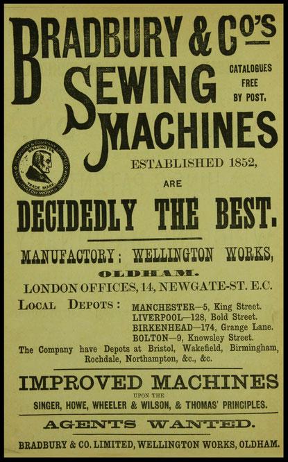 1876 Advertisement