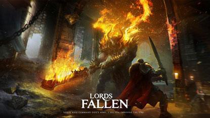 """Wird von interner Deck13- und Publisher-QA in die Anti-Bug-Mangel genommen: """"Lords of the Fallen"""""""