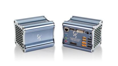 """Wird vermutlich die erste """"Steambox"""": Der """"Piston""""-Wohnzimmer-PC von Xi3"""