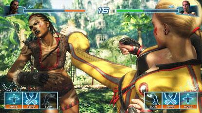 Visuell ordentliche, aber zu unpräzise Kinect-Klopperei. Als Demo für Microsofts Cam nett, aber als Spiel eher unleidlich.
