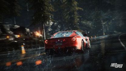 """Endlich wieder ein """"Need for Speed"""", das es so richtig in sich hat: EA's Open-World-Raserei wurde wie """"Battlefield"""" mit der leistungsstarken Frostbyte-Engine von DICE realisiert. Beide NextGen-Versionen laufen bei 30 fps unter Full HD. Jack wie Hose."""