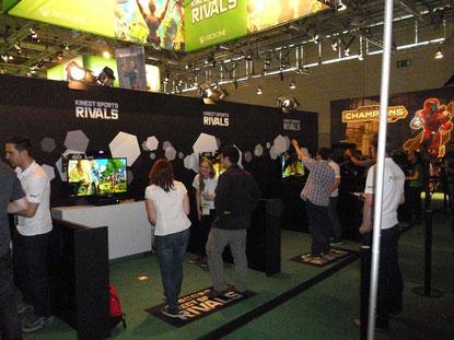 Die 'dunkle' Seite von Kinect: Zappelphilipp-Spiele