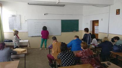 Clases de ayuda a domicilio en Rumanía