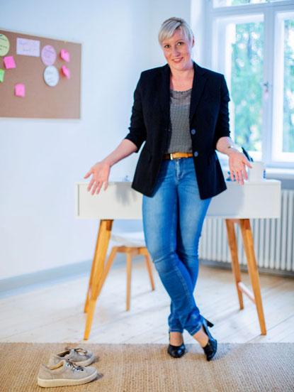 Starthilfe für Gründerinnen und kreative Frauen im Berufsleben