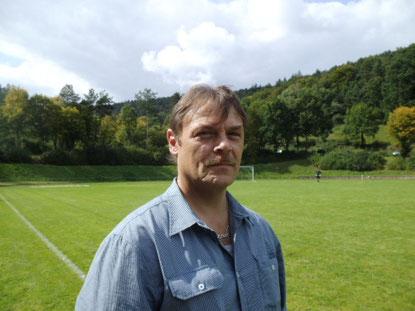 Spielausschussmitglied Bernd Eckert