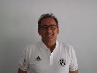 Spielausschussmitglied Oliver Wolf
