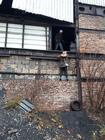 Lost Place, Zeche, Polen, Urbex