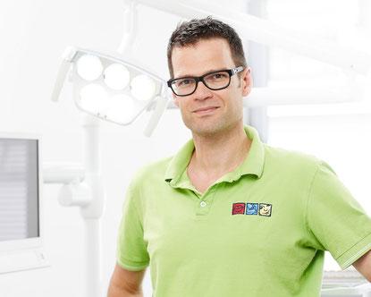 Dr. med.  Matthias Lautner - Facharzt für MKG-Chirurgie und FZA für Oralchirurgie