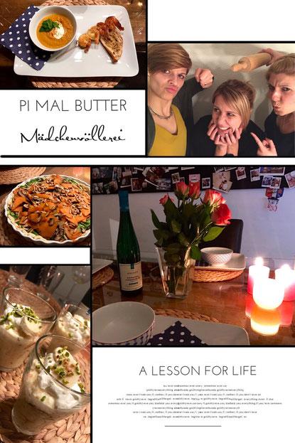 Mädchenvöllerei Pi mal Butter Food Blog Saarland