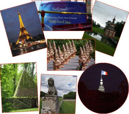 Kasimirs, Cäsars und Fredis Paris-Impressionen