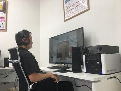 PCオーディオによるハイレゾ再生の画像