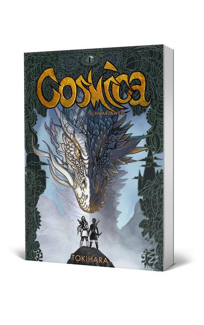 Cosmica Schwarz und Weiß