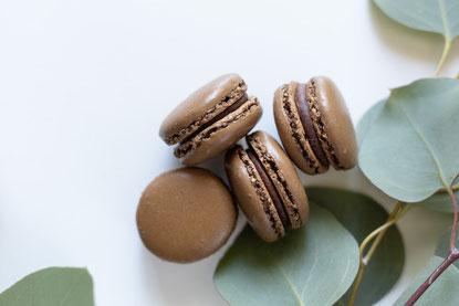 英字新聞のうえに置かれた一輪のピンクのバラ。