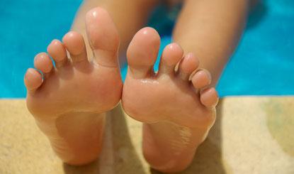 Zehen - Fuß