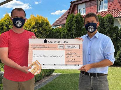 Rechte an Text und Bild: Palliativförderverein Hand in Hand Hünfeld