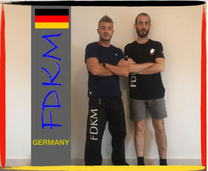 FDKM GERMANY COURSE MILITARY E POLICE AUGUST 2020