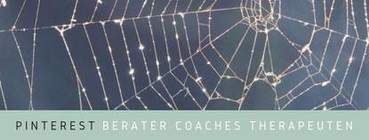 Pinterest für Berater Coaches und Therapeuten Aufbau eines Businessprofils Unterstützung Vernetzung