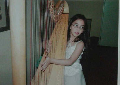 backstage Great Hall of Cairo Opera house 2003