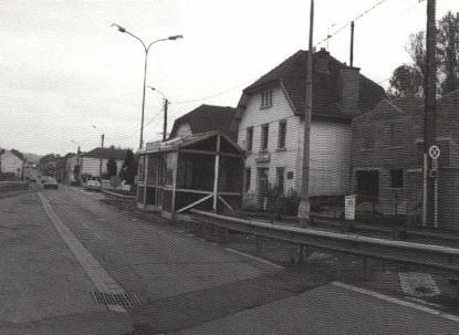 1999 - franseischen Douanésposten
