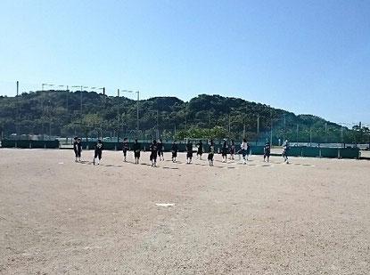倉吉総合産業高校女子ソフトボール部