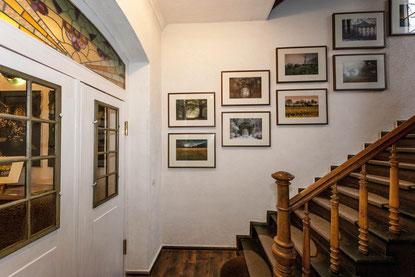 Treppenhaus im Studio