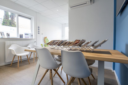 Wachtruimte Familie Dental Zorg Leeuwarden