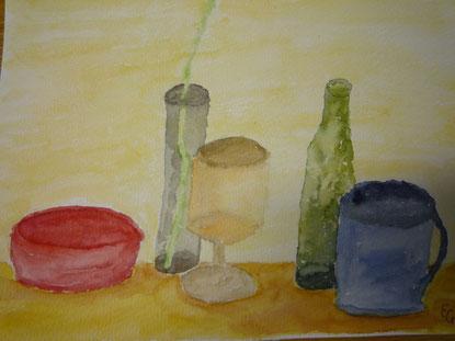 """"""" Farben u. Formen"""" Okt. 2011"""
