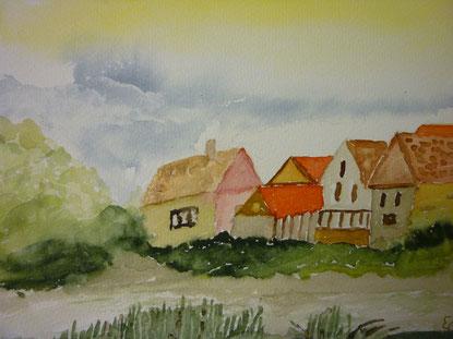 kleines Dorf Jan.2012