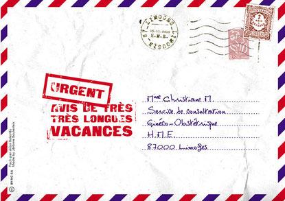 Carta retirada / retraita